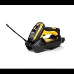 Datalogic PowerScan PM9300 Handheld 1D Laser Black,Yellow