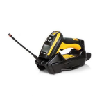 Datalogic PowerScan PM9300 Handheld bar code reader 1D Laser Black,Yellow