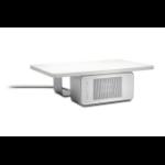 Kensington WarmView™ Wellness Monitor Stand with Ceramic Heater