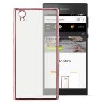 Ksix MFX3483FTP16 mobile phone case Cover Metallic,Rose Gold