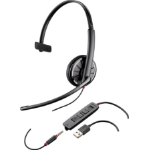 Plantronics Blackwire C315-M Monaural Head-band Black headset