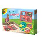 SES Creative Children's Kitchen Sand Play Mat, Unisex, 3 Years and Above, Multi-colour (02216)