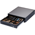Metapace K-1 Cash Drawer, dark grey