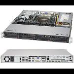 Supermicro 5019S-M2 Intel® Q170 LGA 1151 (Socket H4) Rack (1U) Black