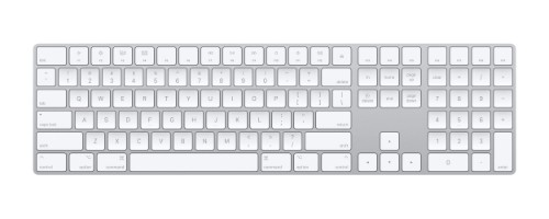 Apple Magic Bluetooth QWERTZ Hungarian White