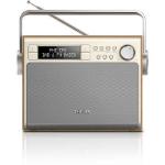Philips Portable Digital Metallic,Wood