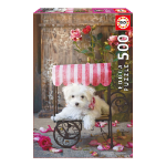 EDUCA EDCUA Be My Valentine 500pcs Jigsaw Puzzle (16272)