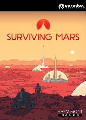 Nexway Surviving Mars First Colony Edition PC/Mac/Linux Básica + DLC Español