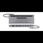 Kramer Electronics KDock-4 Wired USB 3.2 Gen 1 (3.1 Gen 1) Type-C Silver