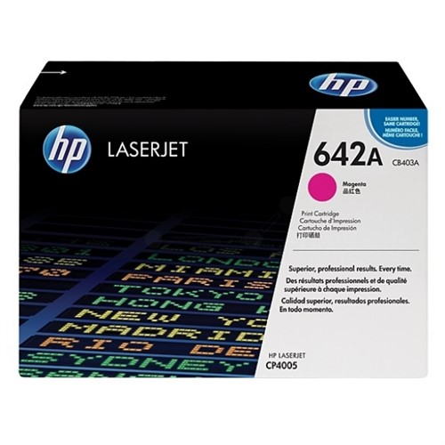 HP CB403A (642A) Toner magenta, 7.5K pages