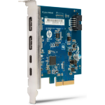 HP 3UU05AA interface cards/adapter DisplayPort,Thunderbolt 3 Internal