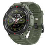 "Amazfit T-Rex AMOLED 3.3 cm (1.3"") Green GPS (satellite)"