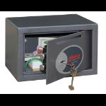 Phoenix Safe Co. Vela SS0801KD Graphite 10 L Steel