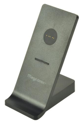 2-Power Black Desktop Stand