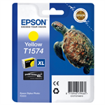 Epson C13T15744010 (T1574) Ink cartridge yellow, 26ml