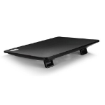 Deepcool N1 Notebook Cooler (Up to 15.6'), Super Flat Metal Mesh, 180mm Fan, Black