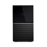 Western Digital My Book Duo external hard drive 12000 GB Black