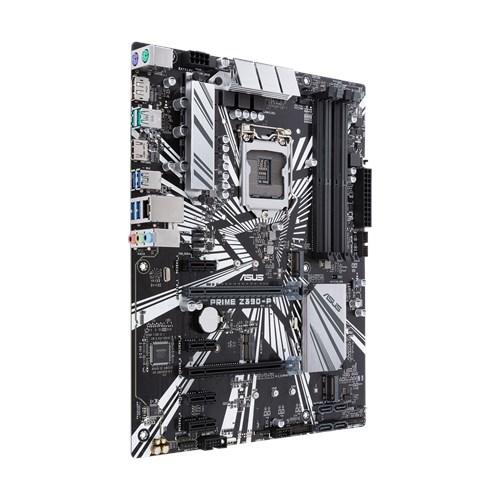 ASUS PRIME Z390-P motherboard LGA 1151  ATX Intel Z390