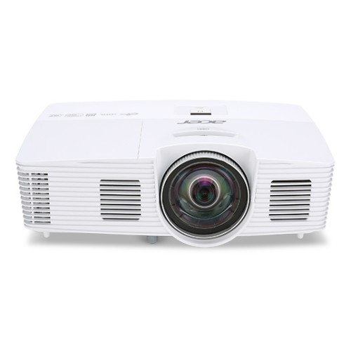 Acer Professional and Education S1283e Desktop projector 3100ANSI lumens DLP XGA (1024x768) 3D White data projector