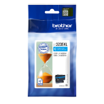 Brother LC-3235XLC Ink cartridge cyan, 5K pages