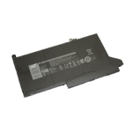 Origin Storage Replacement Battery for Latitude 7480 7280 7490 7390 7380 7290 replacing OEM part numbers DJ1J0 0DJ1J0 C27RW 451-BBZL PGFX4 // 11.4V 3500mAh 42Whr