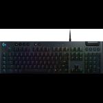 Logitech G G815 keyboard USB QWERTY UK English Black