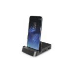ASSMANN Electronic DA-70882 dockingstation voor mobiel apparaat Smartphone Zwart