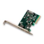 i-tec PCI-E USB 3.1 Gen.2 10 Gbps Card