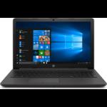 "HP 255 G7 Notebook Black,Silver 39.6 cm (15.6"") 1920 x 1080 pixels AMD Ryzen 5 8 GB DDR4-SDRAM 256 GB SSD Wi-Fi 5 (802.11ac) Windows 10 Pro"