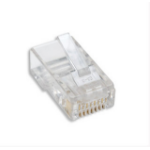 Intellinet 502344 cable interface/gender adapter Transparent