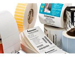 Intermec TTR Uncoated Paper Blanco