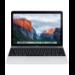 "Apple MacBook 1.1GHz m5-6Y54 12"" 2304 x 1440pixels Silver Notebook"