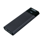 Origin Storage WDBAGF5000ABL-OS external solid state drive 500 GB Aluminium, Grey