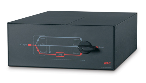 Service Bypass Panel 200/208/240v 100a mbb Hardwire Input/output