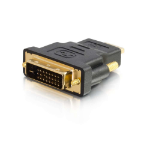 C2G DVI-D - HDMI m/m Black
