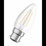 Osram LED Retrofit CL B 2.1W B22d A++ Warm white