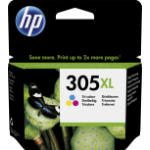 HP 3YM63AE#301 (305XL) Printhead cartridge color, 200 pages