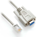Hewlett Packard Cable HP RJ45 to (F) DB-9 serial