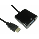 Cables Direct 77HDMI-VGA01 video converter Passive video converter