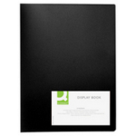 Q-CONNECT KF01252 folder A4 Black