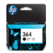 HP 364 Black Ink Cartridge Original Negro 1 pieza(s)