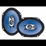 Pyle PL683BL 180W Black,Blue loudspeaker