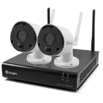 Swann SWNVK-490SD2 video surveillance kit Wireless 4 channels