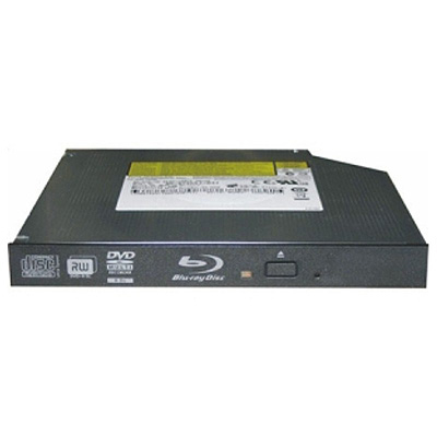 HP Blu-ray R/RE DVD±RW SuperMulti optical disc drive Internal Black Blu-Ray RW