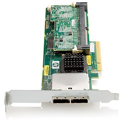 Hewlett Packard Enterprise Integrity Smart Array P411/256 2-port External PCIe 6Gb SAS Controller RAID controller