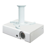 Newstar BEAMER-C80WHITE Ceiling White project mount