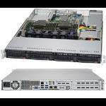 Supermicro SuperServer 6019P-WT Intel C621 LGA 3647 1U Black