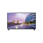 "LG 49UJ630V 49"" 4K Ultra HD Smart TV Wi-Fi Black LED TV"