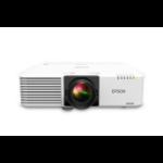 Epson PowerLite L610U data projector 6000 ANSI lumens 3LCD WUXGA (1920x1200) Desktop projector Black,White