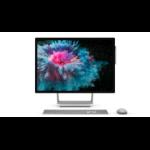 "Microsoft Surface Studio 2 71.1 cm (28"") 4500 x 3000 pixels Touchscreen 7th gen Intel® Core™ i7 16 GB DDR4-SDRAM 1000 GB SSD NVIDIA® GeForce® GTX 1060 Windows 10 Pro Wi-Fi 5 (802.11ac) All-in-One PC Silver"